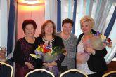 La asociación de viudas del Mar Menor celebra el día del colectivo