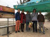 El Dragon Boat se alía con el Día Mundial contra el Cáncer en San Javier