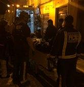 Bomberos y sanitarios acuden para atender a var�n de 43 años que ha sufrido una caida desde el tejado de una vivienda en Alhama