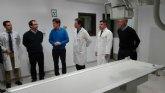 Salud invierte 3,3 millones en la mejora y ampliación del hospital de Cieza