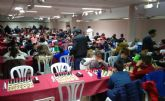 Totana acogió la I Jornada Regional de Ajedrez de Deporte Escolar