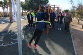La Avenida del Puerto ofrece un nuevo espacio para practicar deporte al aire libre