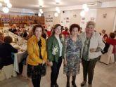 La Asociación de Viudas del Mar Menor celebra el día de La Candelaria