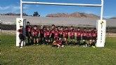 Los partidos del club rugby Totana, en las categor�as sub 8 sub 10 y sub 12, se disputaron ayer en Orihuela
