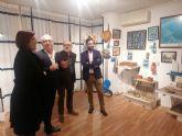 Isabel Franco asiste a la reapertura del Museo del Mar de San Pedro del Pinatar