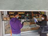La Concejalía de Comercio llevó a cabo en 2020 más de 50 actuaciones para fomentar el consumo local y potenciar la reactivación económica de Puerto Lumbreras ante la COVID-19
