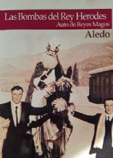 Sobre el libro: 'Las bombas del Rey Herodes en el Auto de Reyes Magos de Aledo'