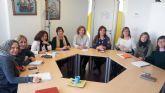 Los profesionales de intervención familiar de Las Torres de Cotillas, Molina de Segura y Alcantarilla comparten experiencias
