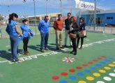El Polideportivo de San Pedro del Pinatar mejora sus instalaciones con más de 80 actuaciones