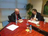 Reuni�n del Alcalde con consejero de Turismo y Empleo para impulsar el desarrollo econ�mico del municipio