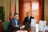 La CARM presenta en Alcantarilla su portal 'online' para poder validar y generar facturas electrónicas