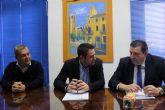 El Ayuntamiento de Alcantarilla suscribe convenio de colaboración con la Federación de Baloncesto de la Región de Murcia