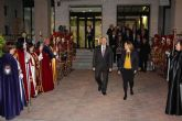 La Semana Santa pinatarense arranca con la pedida de calles y la presentación del Cartel anunciador