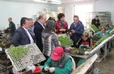 El Ayuntamiento presenta un Plan de Formación Agraria que permitirá a los ciudadanos especializarse en el sector primario