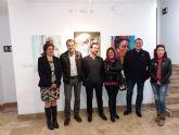 El colectivo 'Trazo6' expone en Los Postigos una colección de 23 obras en las que muestra diferentes aspectos de la pintura