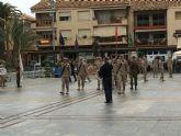 Unas 300 personas jurarán bandera mañana en la plaza de España de San Javier