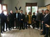 El Círculo de Estudios Históricos de San Javier se estrena con la creación de un archivo de documentos sonoros