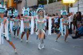 El carnaval del Domingo de Piñata de Archena pone este año en las calles a 18 comparsas