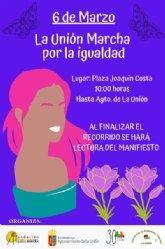 La Concejalía de la Mujer prepara sus actividades para conmemorar el 8 de Marzo