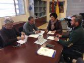 El Ayuntamiento de Puerto Lumbreras solicita al Gobierno regional mejoras en el Centro de Desinfección y en el Mercado de Ganado