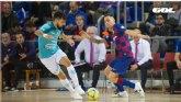 Todos los partidos de la Copa de España de fútbol sala, de jueves a domingo, en GOL