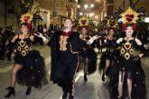 Mazarr�n despide el Carnaval con un espectacular desfile de peñas for�neas y ganadoras locales