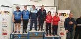 El Club Deportivo Aidemar 'Quique Team', subcampeon de España en los campeonatos de padel adaptado