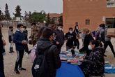 ´Bibliopatio´ recibe una gran acogida en el IES San Isidoro