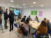 El programa 100x100 Activación ya está en marcha y recibe la visita de TVE en Murcia