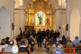 La Coral Patnia repasa la polifonía sacra en el recital 'Voces de Pasión'