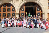 Las candidatas a reinas para las Fiestas de Alcantarilla, tuvieron su jornada de convivencia en la ciudad de Yecla