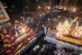 Cartagena vibró de nuevo en la recta final de su Semana Santa