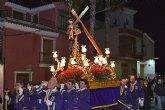 Cientos de camperos participan en las procesiones del Jueves, Viernes Santo y Domingo de Resurrección