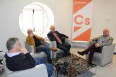 Cs anuncia que impulsará desde el Ayuntamiento y la Asamblea Regional la creación de la Academia del Mar de Cartagena