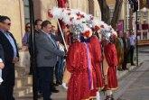 El alcalde de Totana felicita al Ilustre Cabildo Superior de Procesiones y a las 17 Hermandades y Cofradías