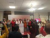 Mari Carmen Morales presenta a los miembros de su candidatura con gran éxito de asistencia