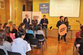Los jóvenes de Alcantarilla conocen el Certamen Región de Murcia Joven 2.0 y el Programa 'Dicho y Hecho'
