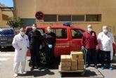 Posadas de España y Hotel Manolo donan 1.500 gorros de baño para uso sanitario