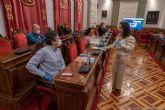 El Gobierno apuesta por aprobar ya el presupuesto para garantizar inversiones que combatan el paro en Cartagena