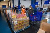 El Operativo de Emergencia Social ha atendido a un total de 600 familias con el reparto de paquetes de alimentos y productos de higiene