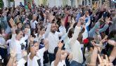 Música y coreografías en la calle conmemoraron la fiesta de la danza en Cartagena