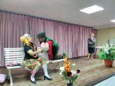 Más de un centenar de socios asisten a la actividad de teatro organizada en el Centro Municipal de Personas Mayores, de la plaza Balsa Vieja