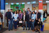 Visita al proyecto 'A vista de Águilas' en el colegio María Inmaculada