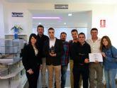 La 30� subida a La Santa recibe el galard�n como mejor evento deportivo de la Regi�n de Murcia en el año 2015