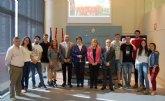 20 alumnos de bachiller internacional del instituto Alfonso X participan en un congreso de astron�utica en Mosc�