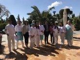 18 jóvenes en paro de Torre Pacheco completan un programa de la Comunidad que les capacita para trabajar en el sector de la hostelería