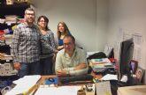 Empleados del IMIDA finalizan la primera estancia formativa de buenas prácticas en otras unidades administrativas