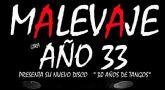 Malevaje trae 30 años de tangos al Teatro Circo Apolo de El Algar