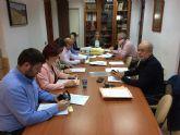 La Junta de Gobierno Local de Molina de Segura aprueba la propuesta de adjudicación de las obras de saneamiento en la pedanía de Los Valientes, con una inversión de 573.925,43 euros