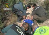 Rescatan a una senderista herida en Los Rodeos-Campos del Río